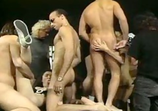 oriental in a biker bar takes on all cummers